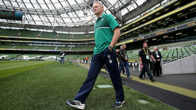 Joe Schmidt to be 'forensic' in squad selection
