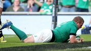 Sean Cronin looks set to miss the Six Nations