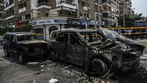 A car bomb attack killed Egypt's top public prosecutor in July