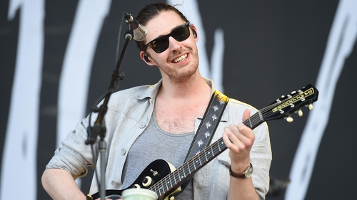 Hozier won the Choice Music: Rock Song award for Take Me to Church