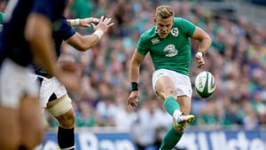 Ian Madigan delivered an assured performance at out-half against Scotland