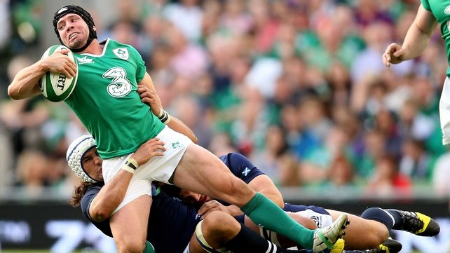 Irish squad confirmed: Trimble and Boss miss out
