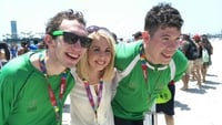 RTÉ Nationwide from the Special Olympics World Games.