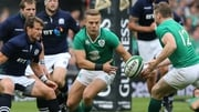 Ian Madigan would have no problem slotting in at scrum-half according to Simon Zebo