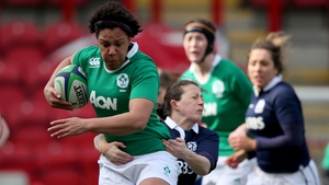 Sophie Spence starts for Ireland against France