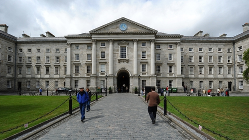 Trinity College Dublin has slipped from 117th place to 120th in the latest Times Higher Education rankings