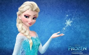 Kristen Bell's girls know all about Elsa