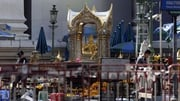 The bomb attack took place at the crowded Erawan Shrine in Bangkok on 17 August