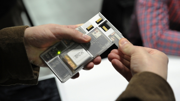 Project Ara will allow users to easily change the phone's components - like its memory or display
