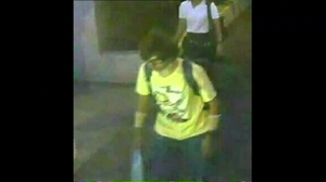 Police say the suspect fits the description of a man identified on CCTV footage