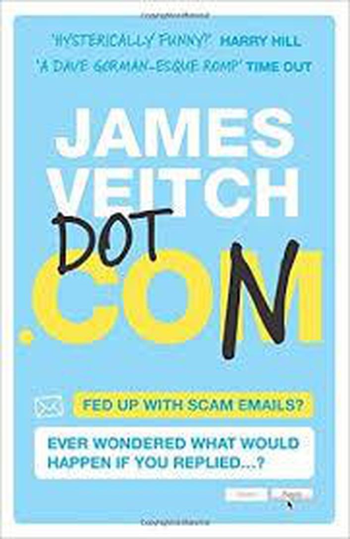 Book - Dot Con