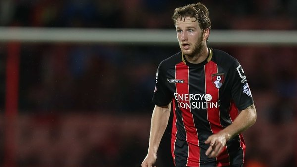 Bournemouth's Eunan O'Kane is included in the Irish squad
