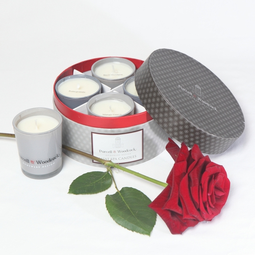 Purcell & Woodcock Luxury Candles