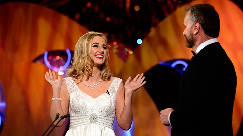 The Rose of Tralee Extras: 2015 Winner