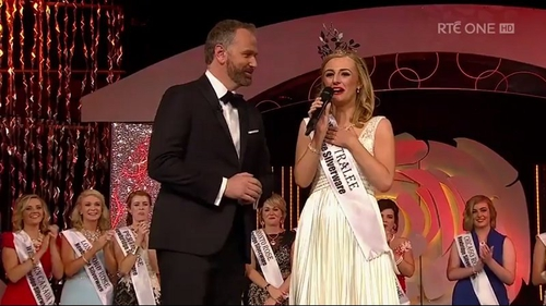 Dr Elysha Brennan was the 2015 Rose of Tralee