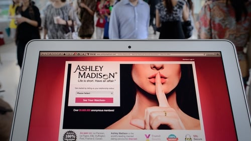 Hackers leaked personal details of alleged users of AshleyMadison.con