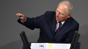 The normally hardline Wolfgang Schaeuble publicly put his weight behind the deal