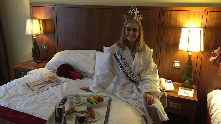 Medical student is new Rose of Tralee