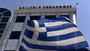 Euro zone ministers resolve their differences over Greece's departure from its massive bailout programme