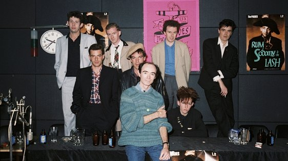 BP Fallon and The Pogues (1985)