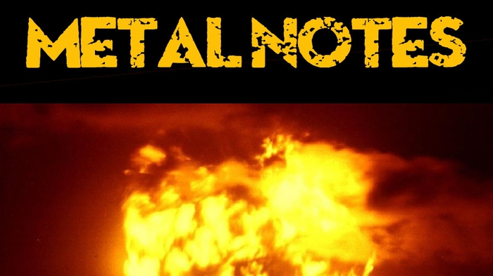 Metal Notes - Ray McGowan
