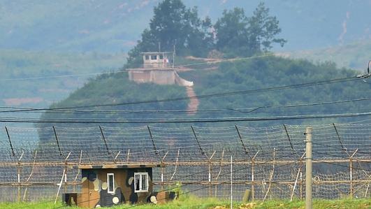 North Korea puts troops on 'war footing'