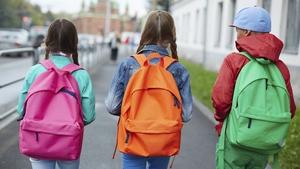 Over half a million children started school in Ireland this week