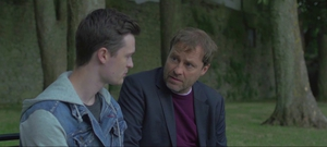Ardal O'Hanlon and Shane Murray-Corcoran in new Irish movie Twice Shy due for release next year