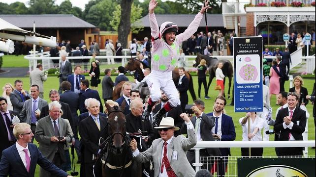 Max Dynamite returns in Henry II Stakes at Sandown