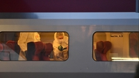 European ministers agree tighter rail security