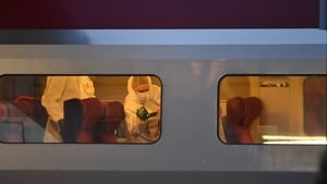 Passengers subdued a gunman on an Amsterdam to Paris train on 21 August