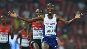Mo Farah is targeting further success in Tokyo