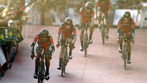 BMC Racing also won the team time trial at last month's Tour de France