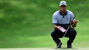 Tiger Woods has not played competitively since August 2015