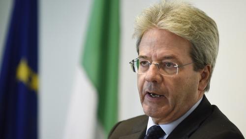 Paolo Gentiloni, EU Commissioner for Economy