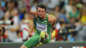 Thomas Barr will be one of the stars of Irish athletics that will be on show at Morton Stadium