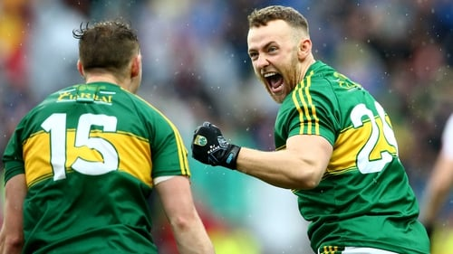 Kerry will contest the All-Ireland final on 20 September against either Dublin or Mayo