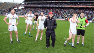 Long-standing Tyrone boss Mickey Harte has expressed his desire to continue to guide the Red Hands