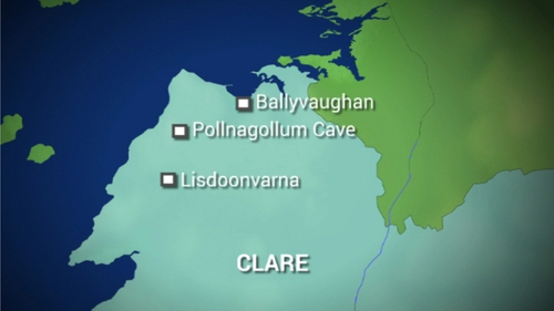 Gardaí were alerted to the missing men at around 2pm today