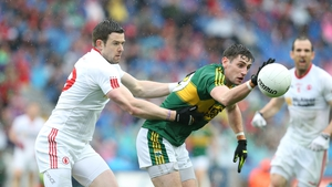 Paul Geaney and Kerry are now 70 minutes away from retaining their All-Ireland title