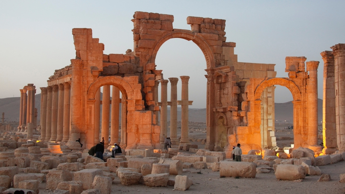 FBI warns over artefacts plundered by Islamic State