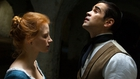 Jessica Chastain and Colin Farrell in Miss Julie