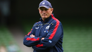Vern Cotter is moving on from Murrayfield next summer