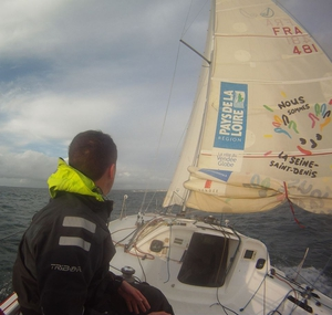 Ireland's Bid for The America's Cup and Solo Sailor Tom Dolan