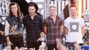 The remaining four: Harry Styles, Liam Payne, Niall Horan and Louis Tomlinson