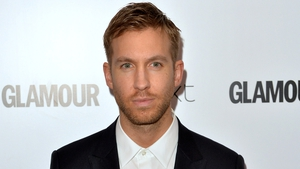 Calvin Harris won't be donning his dancing shoes any time soon