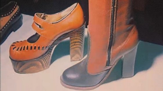 Shoe Exhibition 1975
