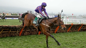 Wicklow Brave won another race over fences, this time at Listowel