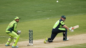 Captain William Porterfield hit 107 when Ireland last played Pakistan at the World Cup