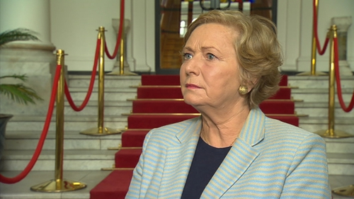 Frances Fitzgerald: 'To simply say PIRA continues to exist as if nothing has changed would be quite wrong'